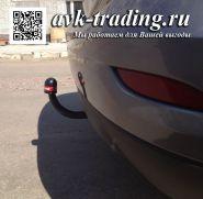 Фаркоп Bosal VFM 1428-A для Renault Fluence 2010- с шаром типа A