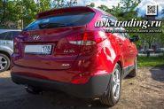 Фаркоп Thule 529300 для Hyundai ix35 2010- и Kia Sportage 4x4 2010-, с шаром типа A