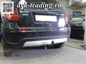 Фаркоп Bosal VFM 2851-A для Suzuki SX4 hatchback (2006–2013) и Fiat Sedici